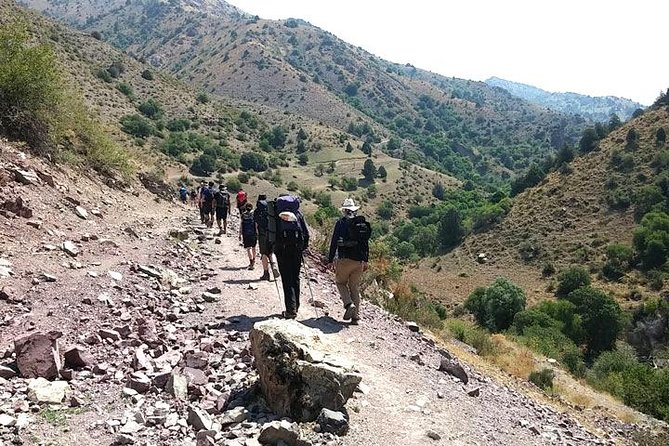 Explore scenic Western Tien Shan Mountains with this 3 days trekking tour that start from Tashkent. The first day of our the trekking starts from Melovoy pass near Chimgan Resort and crossing in total 38km distance (5-7 hours trekking per day) in three days you complete the trek near the village of Shuldak to the northeast of Gazalkent. The costs of the tour include transport, English speaking mountain guide, porters, meals, camping equipment, permits and etc. The trekking tour is suitable for all participants who are in good and healthy shape.<br><br>Best time of the year: April-October<br><br>Trip Highlights<br> • Stunning mountain views <br> • Diverse flora and fauna of Ugam Chatkal National Park <br> • Petroglyphs from Stone Age period
