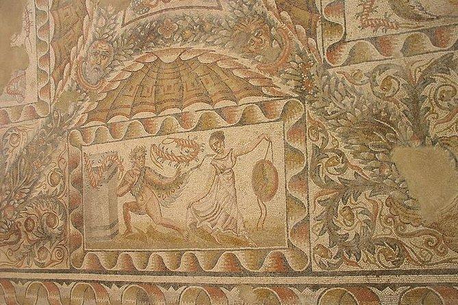 Noto - Villa del Tellaro (roman mosaics) - Marzamemi walking tour, Siracusa, Itália