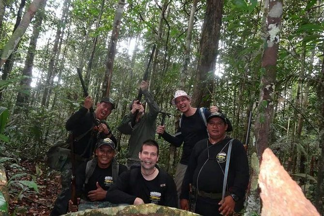 Amazon Jungle Survival Guide Experience!, Manaus, BRASIL