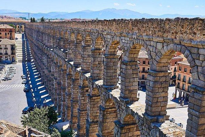 Hike & Visit Segovia, Madrid, ESPAÑA