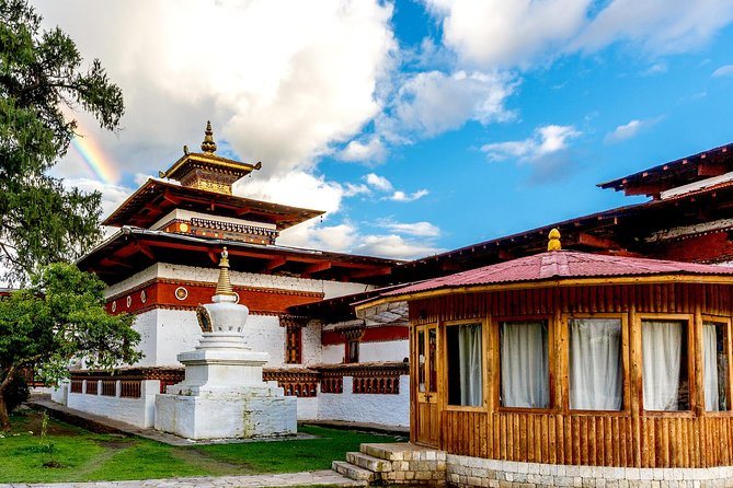 9 Nights Bhutan Tour is a package of 10 days that traverses the cultural heartland of Bhutan. The tour starts with mystical city Paro, then goes towards Thimphu followed by Punakha and finally reaches the Bumthang along with the beautiful Ura Valley. The tour provides an opportunity to explore the colors of Paro and discover historical and religious monasteries, temple and shrines in Thimphu and Punakha. The tour also includes the hike to the Taktsang Monastery 'Tiger's Nest' perched in a vertical cliff. Bumthang is the religious heartland of Bhutan where some of the oldest temples and monasteries are located, important feature of Bumthang is Jambey Lhakhang, a temple built by Tinetan king Songtsen Gompo in 659 AD. Bumthang and Ura Valley Tour gives full insight of the Bhutanese tradition and culture and explores the many historical ad religious landmarks of the Dragon Kingdom.