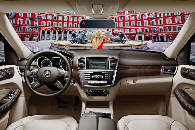Cannes Private Transfer from Nice Airport to central Cannes, Niza, FRANCIA