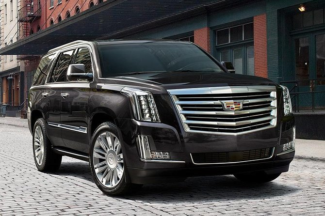 Chicago Airport Transfer: Midway Airport MDW to O'Hare Airport ORD in Luxury SUV, Chicago, IL, ESTADOS UNIDOS