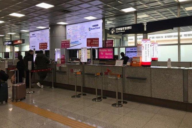 Korea SIM Card Voucher with Unlimited Data, Busan, COREA DEL SUR