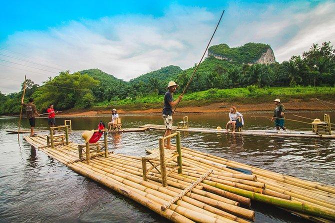 MÁS FOTOS, Bamboo Rafting at Klong Saeng River - Khao Sok Lake