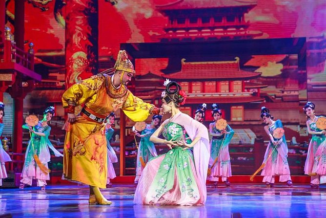 Skip the Line: Xi'an Tang Dynasty Show Ticket & Dumpling Dinner or Royal Banquet, Sian, CHINA