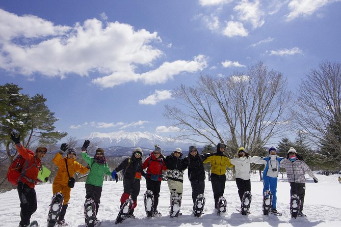 It's a fun activity that includes walking, lying down, running up and down and sliding on the field of snow!<br><br>What fun to run around in the field of snow!<br><br>What fun to go downhill on a sleigh!<br><br>How breath-taking to take in the scenery of the Northern Japanese Alps and Mt. Ontake!<br><br>How extraordinary to have coffee out in the snow field!<br><br>Anything you do here will turn out special!