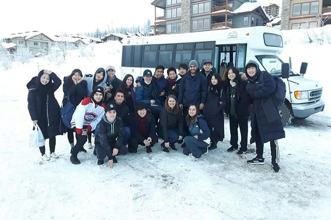 Big Whiter Shuttle Services and Sightseeing, Kelowna y Okanagan Valley, CANADA