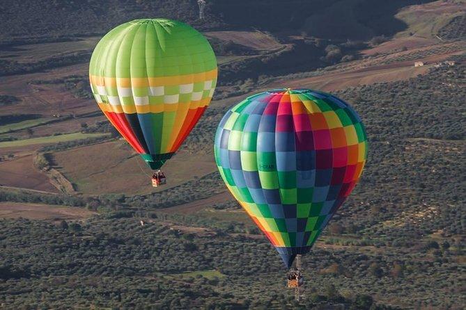 Matera Hot Air Balloon Tour, Matera, ITALIA