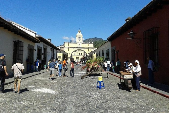 """Antigua Guatemala is located just 1:15 hours from Puerto Quetzal in Guatemala. Founded in 1543, Antigua remains very similar to its original layout. Once, the capital for the Spanish kingdom established in Central America now is considered a heritage´s world site according to Unesco since 1979 and also one of the most charming and safest cities in Central America.<br><br>During this quick visit, you will enjoy the interesting talk of our experienced guide about the city´s traditions and history. Our highlight, it´s the visit to Santo Domingo Monastery and Resort. This XVI century, """"half-restored"""" property has opened to its visitors the old facilities. In this magnificent location, you will experience a high-end atmosphere at any moment but also you will be capable to witness history in every detail. The complex offers amongst its main attractions museums for glass, art and silver, crypts, murals, catacombs and more. This is definitely the kind of tour you can´t miss."""