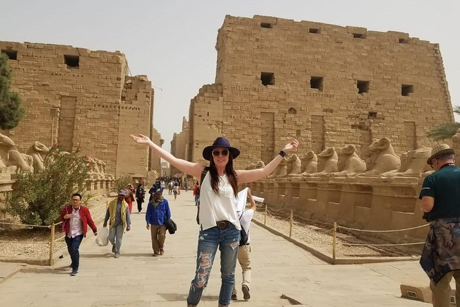 MÁS FOTOS, Luxor East and West Bank: Valley of the kings, Habu Temple,Karnak&Luxor Temples
