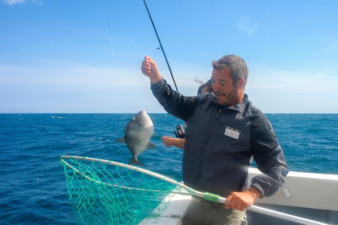 Small Group Reef Fishing in Albufeira, Albufeira, PORTUGAL