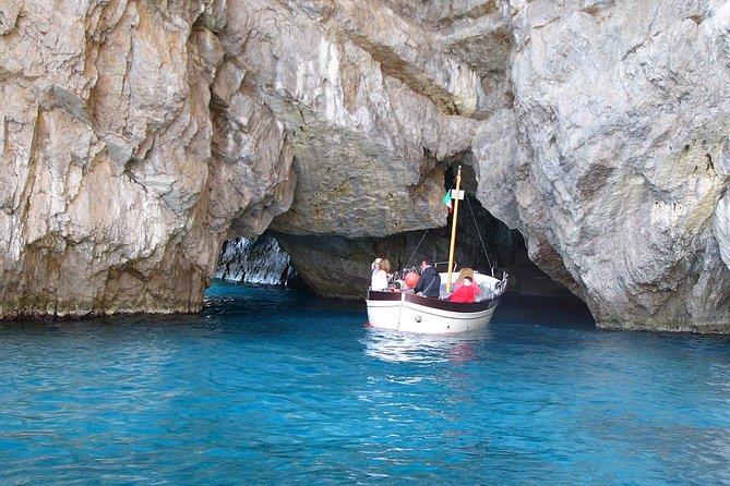 Recorrido privado de un día por la isla de Capri y la Gruta Azul desde Nápoles o Sorrento, Capri, ITALIA