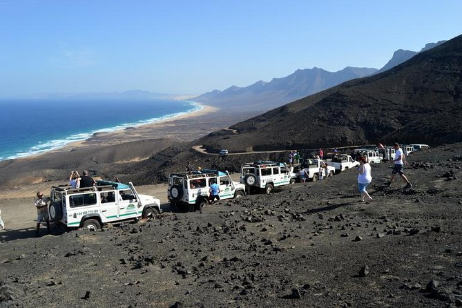 South Fuerteventura 4x4 Jeep Tour with Cofete Beach, Villa Winter, and Lunch, Puerto del Rosario, ESPAÑA