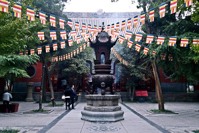 Luoyang Private Tour of Longmen Grottoes, White Horse Temple and Peony Blossom, Luoyang, CHINA