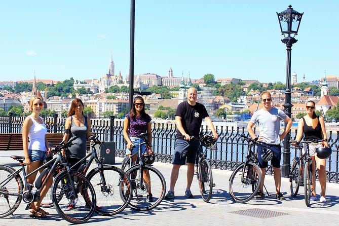 Budapest Electric Bike Tour, Budapest, HUNGRIA