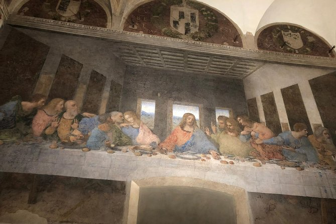 Milan Semi-Private Walking Tour with Last Supper and Duomo | with Private Option, Milan, ITALIA