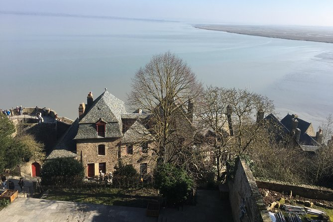 Private Mont-Saint-Michel Tour From Paris by Luxury Vehicle, ,