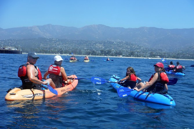 Experienced localguides take you on an unforgettable Santa Barbarakayak tour spotlighting one of California's most thriving marine regions. Learn about Santa Barbara's natural history and marine ecology, as well as local trivia during this fun and exhilarating day on the water. This 2 hour paddling adventure offers spectacular views of the city and beaches from a unique perspective on the water!