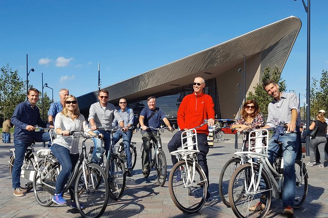 Rotterdam City Highlights Bike Tour, Rotterdam, HOLLAND