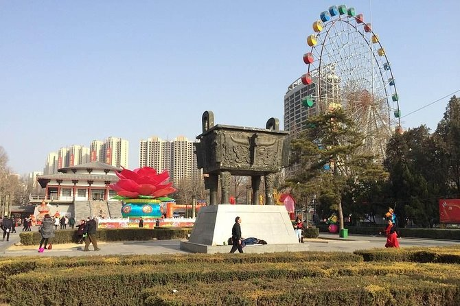 MÁS FOTOS, Flexible Luoyang City Highlights Private Day Tour with Lunch