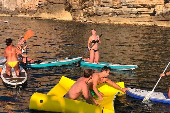 Utopia Charter Privado para grupos grande entre 10 y 50 personas en un mismo barco con bebidas gratis desde 3 horas, Ibiza, ESPAÑA