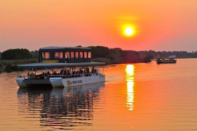 Sunset Cruise, Livingstone, ZIMBABUE