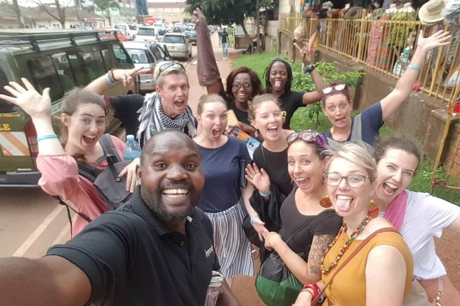 Gain an intimate overview of vibrant Kampala on a private walking tour led by a local, ideal for first-time visitors to the Ugandan capital. Visit a combination of top attractions and hidden gems, such as Nakasero Market, The independence monument and the iconic Old Taxi Park.<br>Learn about the important events in Kampala's history with the insights of a local;<br>Taste fresh in-season fruit in local markets and try curious street food like rolex and grasshoppers;<br>Engage with the vibrant people of the city and attempt to out-haggle a local vendor — if you dare;<br>Smell the wonderful aromas of the spice and herbs markets;<br>Enjoy a more personalized experience with a private tour and small group size:<br><br>This tour has for the time being been converted from a shared tour to a private tour as a COVID-19 safety measure. Maximum of 4 people per booking. For large groups, please place multiple bookings (minimum 15 minute intervals between tour groups)