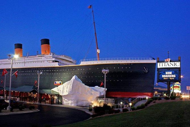 Titanic Museum Branson Admission Ticket, Branson, MO, ESTADOS UNIDOS