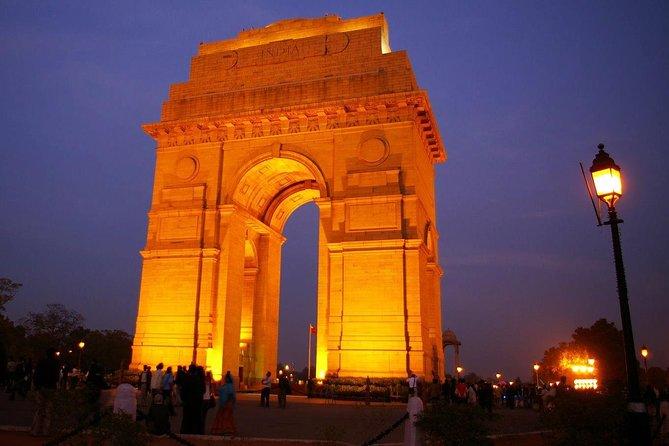 Night View of Delhi Tour - 4 Hrs, Nueva Delhi, INDIA