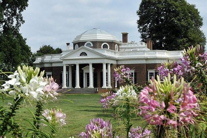 Monticello and Thomas Jefferson Country Day Trip from Washington DC, Washington DC, UNITED STATES