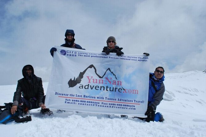 5 Days Haba Snow Mountain Climbing Adventure with Tiger Leaping Gorge Tour, Lijiang, CHINA