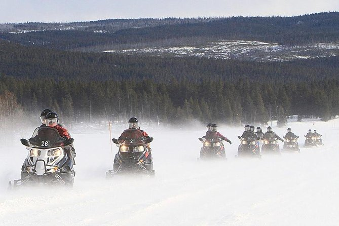 Runamuk Rides offers 1 and 2 person trail class snowmobiles (600CC SkiDoo) and 1 person performance class snowmobiles (800CC SkiDoo). From the first moment you lay your eyes on one of our alluring and exhilarating snowmobiles you'll be on your way to a rapturous lifetime pursuit. With agile performance, enriching features and seductive appearance Runamuk Rides' agile machines will carry you through a land of enchantment and unforgettable experiences.<br><br>You'll maneuver your snowmobile along heavily forested and twisting trails that circumnavigate glacial lakes, rivers and an indescribably stunning landscape. The entire region is filled with undulating terrain teeming with winter-time wildlife such as deer and wolves. The beauty of the snow-covered forests and the thrill of driving a snowmobile is incomparable to just about anything you've experienced.