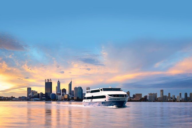 PLEASE NOTE: DUE TO THE IMPACT OF COVID-19, THIS CRUISE IS TEMPORARILY UNAVAILABLE UNTIL 31ST AUGUST 2020.<br><br>Enjoy dinner on the water with this 2.5 hour Swan River cruise in Perth. Admire views of the tranquil waterfront as the city lights up for the night, and feast on a gourmet buffet with roast beef, chicken, lasagna and more. Sip Australian wine, beer, soft drinks, tea and coffee, and listen to music while you glide along the river.