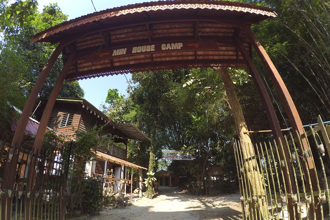 Neated in Malay Traditional Village, guest can experience the malay lifestyle and daily life activities, guest can choose which house they want to stop for tea and dinner, 100% aunthentic meals and if you are lucky guest can eat lot of food if they choose a big family house.