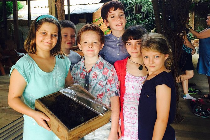 activities consist of bee farm tour, visit first stingless bee museum in Malaysia and honey testing.