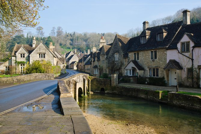 Bath and the Cotswolds Day Tour from Southampton, Southampton, INGLATERRA