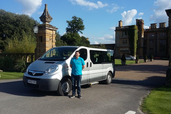 Private transfer - Southampton to London via Oxford and Blenheim Palace, Southampton, INGLATERRA