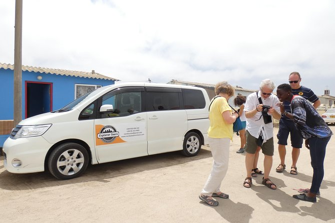 Local Guided Walvisbay & Swakopmund Township Experience Day Tour, Walvis Bay, NAMIBIA