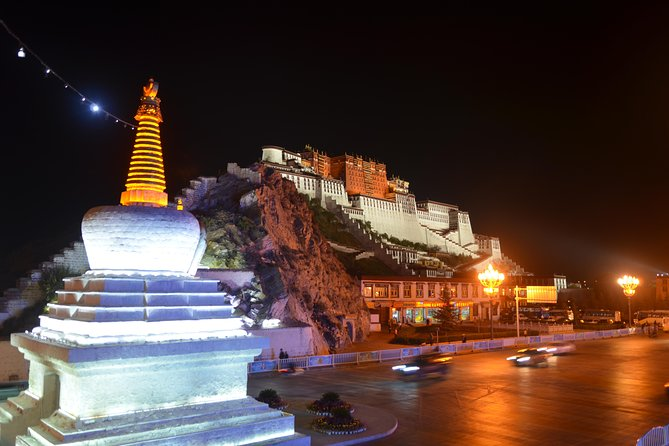 Private 4 Days Lhasa Highlights Tour, Lhasa, CHINA