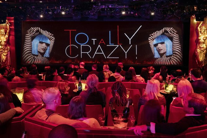 Cabaré Crazy Horse em Paris, Paris, França