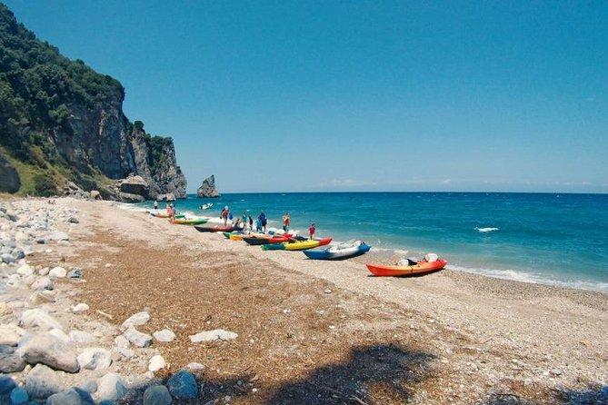 Sea Kayaking Tour 'Short Paddle', Volos, GRECIA