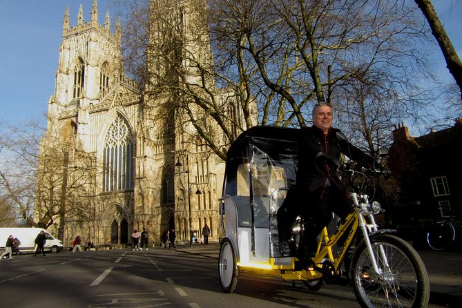 York Carriage Awaits - Pedicabs Tours of Historic York, York, INGLATERRA