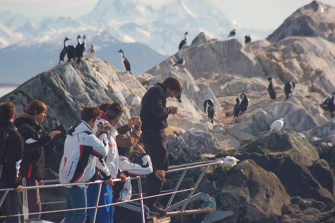 Beagle Channel Navigation on Yacht, Ushuaia, ARGENTINA