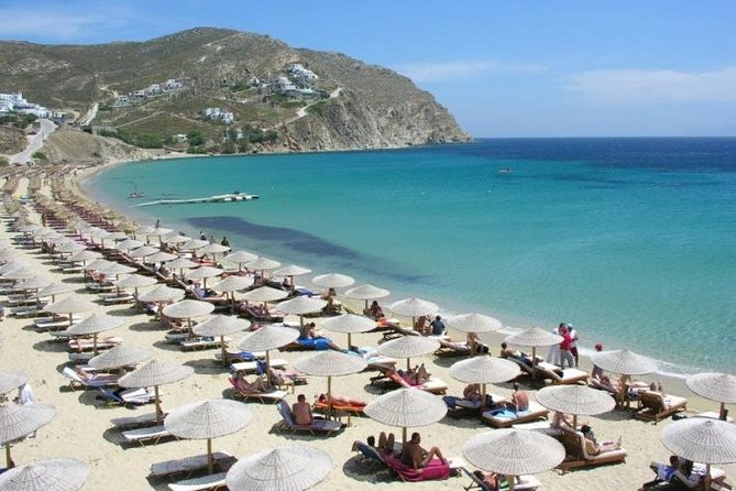 Mykonos Sightseeing Tour - Duration 4 Hours, Miconos, Greece