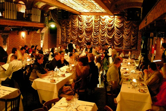El Aljibe Tango Show and Dinner, Buenos Aires, ARGENTINA