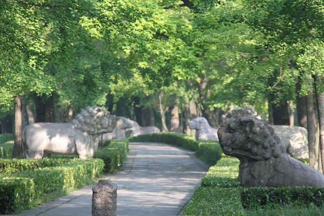 Half-Day Private Customized Nanjing City Tour, Nanjing, CHINA