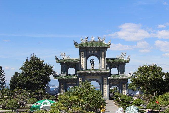 Shore Excursion: Da Nang City Tour from Chan May Port, ,