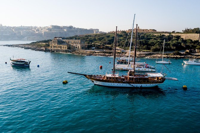 Round Malta Cruise Full Day Tour, ,