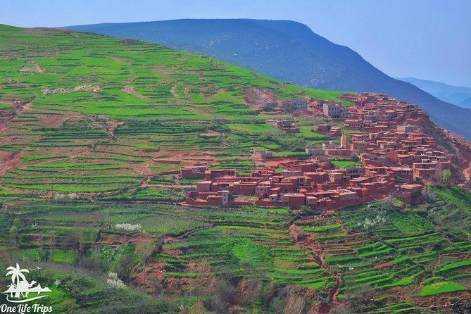 Private Atlas Mountains Day Trip, Marrakech, cidade de Marrocos, MARROCOS